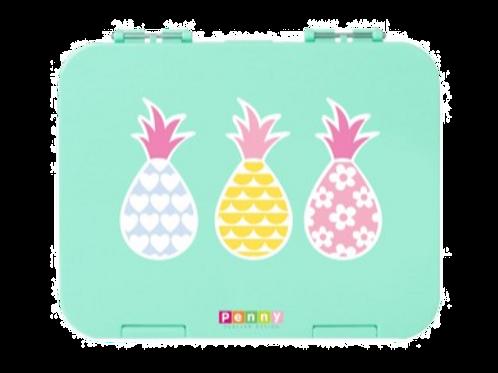 Bento Box - Pineapple Bunting