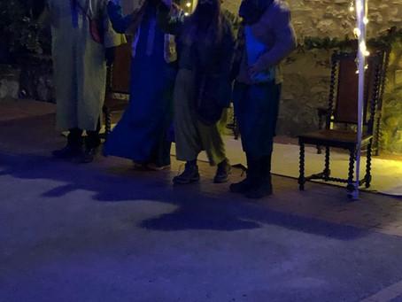 Els patges dels Reis Mags ja han arribat a Les Escaules