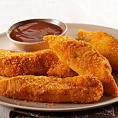Chicken Fingers (4pc) + Fries