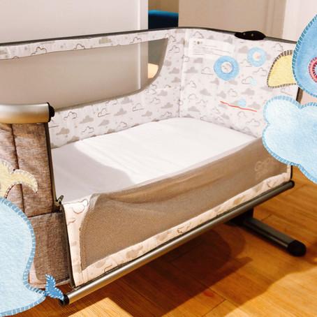 床邊嬰兒床組