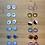 Thumbnail: Bouttons d'oreille 19 mm