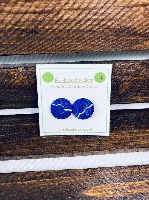 Boutons d'oreilles 19mm