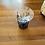 Thumbnail: Porte-bougie à réchaud en verre