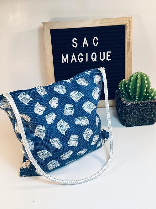 sac magique carrée , bouillotte micro onde ,coussin chauffant ,thérapie chaude