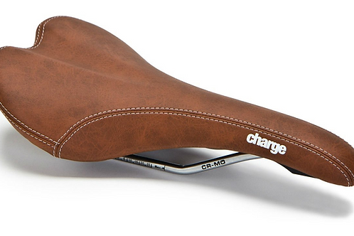 Charge Spoon Seat Cromo Rails Brown