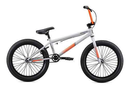 Mongoose Legion L20 Grey BMX Bike 2020