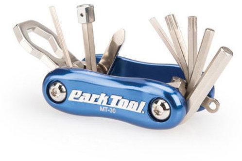 Park Tools Mini Fold Up Multi Tool MT-30