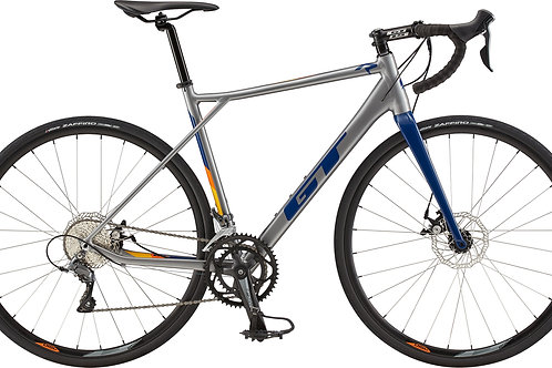 GT GTR Sport Gunmetal Grey Road Bike 2020