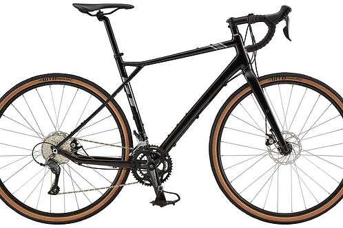 GT Grade Aluminium Elite Black 2020