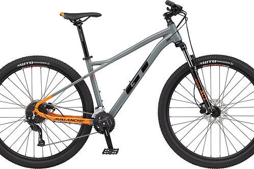 GT Avalanche Sport Grey Hardtail Mountain Bike 2021