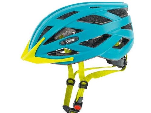 Uvex Cycle Helmet i-vo cc Matt Petrol Blue 56-60cm
