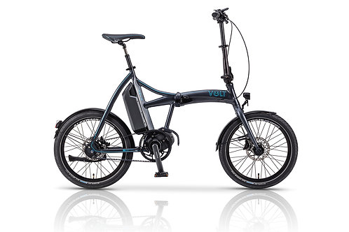 Volt Axis Folding Shimano Steps Electric Bike