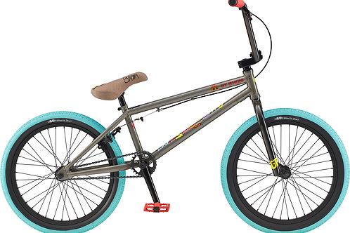 GT Performer Raw BMX Bike 2020