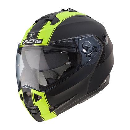 Caberg Helmet Duke II Legend Matt Black Fluo