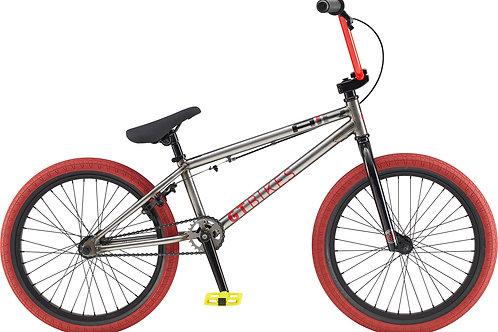 GT Air Raw BMX Bike 2020