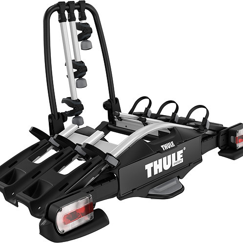 Thule Velo Compact 3 Bike Tow Ball Carrier 7 Pin