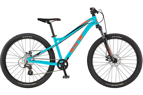 "GT Stomper Ace 26"" Wheel Aqua Mountain Bike 2020"