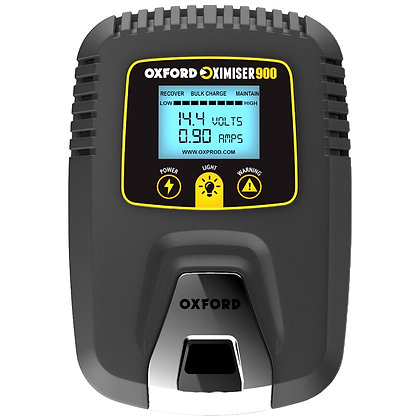 Oxford Oximiser 900 Battery Charger ZZ-EL570