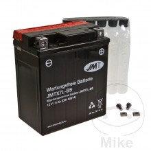 Battery JMT YTX7L-BS including acid pack