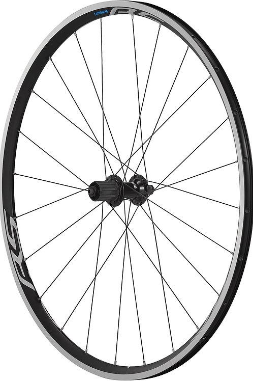 Shimano RS100 Clincher Road Rear Wheel 9/10/11-speed 130mm
