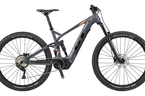 GT Force Current Full Suspension Electric Bike 2020