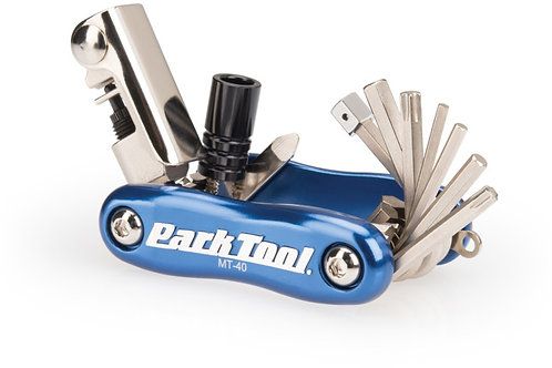 Park Tools Mini Fold Up Multi Tool MT-40
