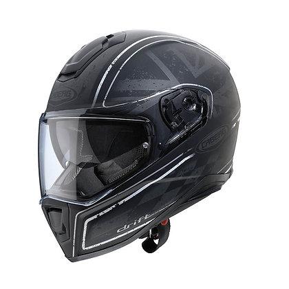 Caberg Helmet Drift Armour Black Silver