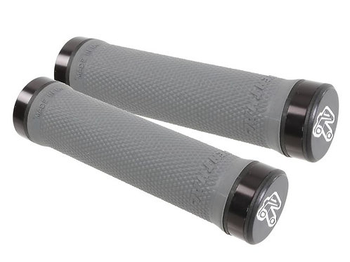 Renthal Lockon Grips Medium Compound Grey