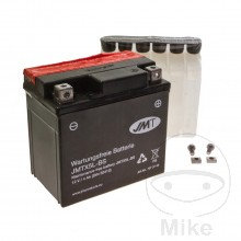 Battery JMT YTX5-LBS Including acid pack