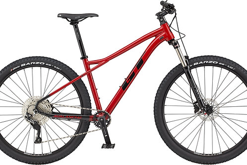 GT Avalanche Elite Red Hardtail Mountain Bike 2021