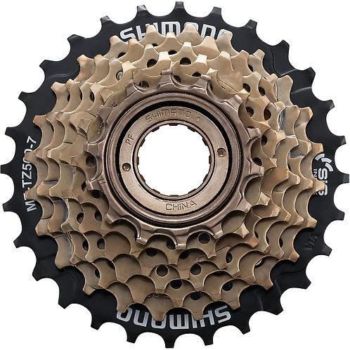 Shimano Freewheel 7spd 14-28T TZ500
