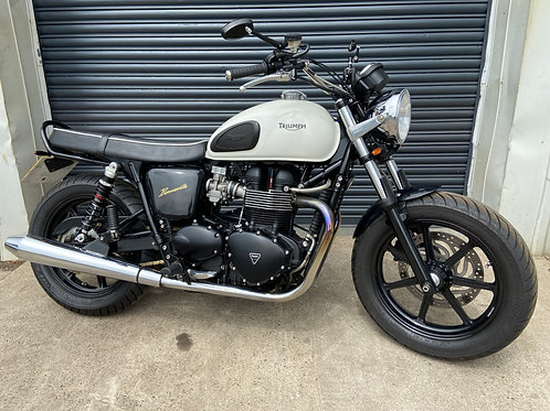 Triumph Bonneville 865 2011