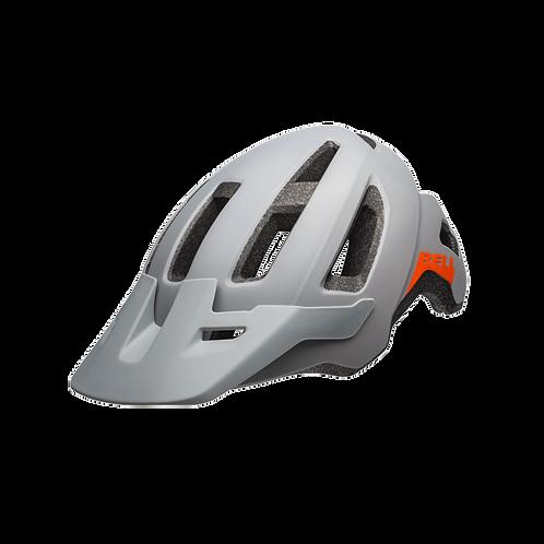 Bell Nomad MTB HelmetGrey / Orange Universal 53cm - 60cm