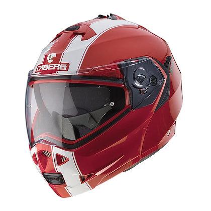 Caberg Helmet Duke II Legend Red White