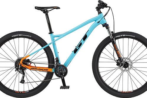 GT Avalanche Sport Aqua Hardtail Mountain Bike 2020