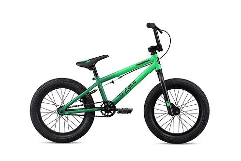 "Mongoose Legion L16 Green 16"" Wheel BMX Bike 2020"
