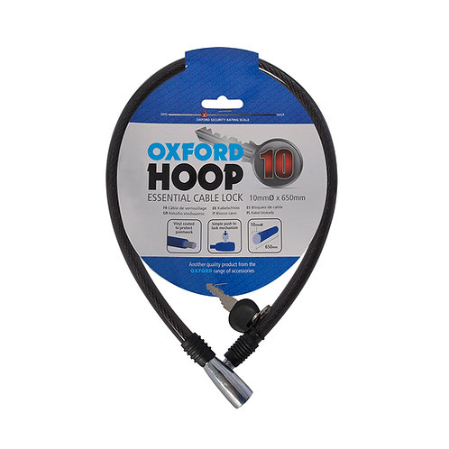 Oxford Hoop Cable Lock