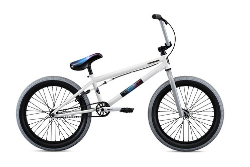 Mongoose Legion L40 White BMX Bike 2020