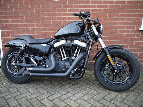 Harley Davidson Sportster 48 XL1200 X 2017 Black