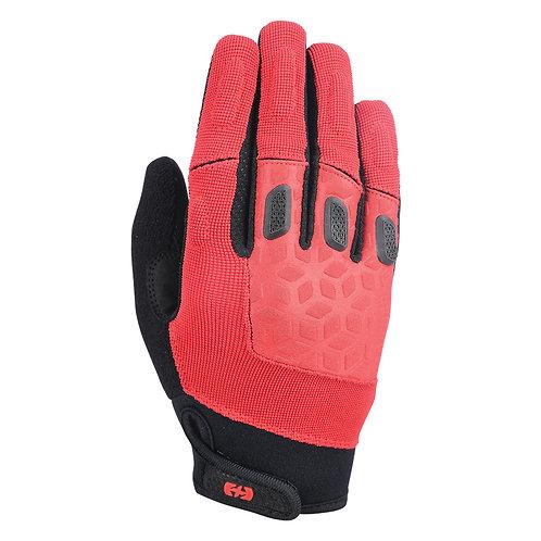 Oxford North Shore Glove Red