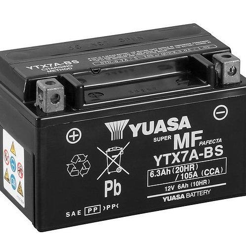 Yuasa Battery YTX7-ABS