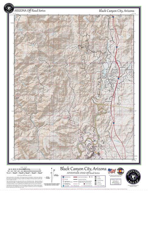 Black Canyon City, Arizona / Off-Road Series