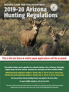 Arizona hunting Regulations - Arizona Ga