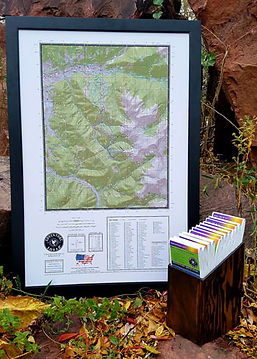 Keystone Ski Trail Map - Best Topograhic Keystone Ski Map