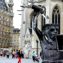 Leuvens Fonske praline foto