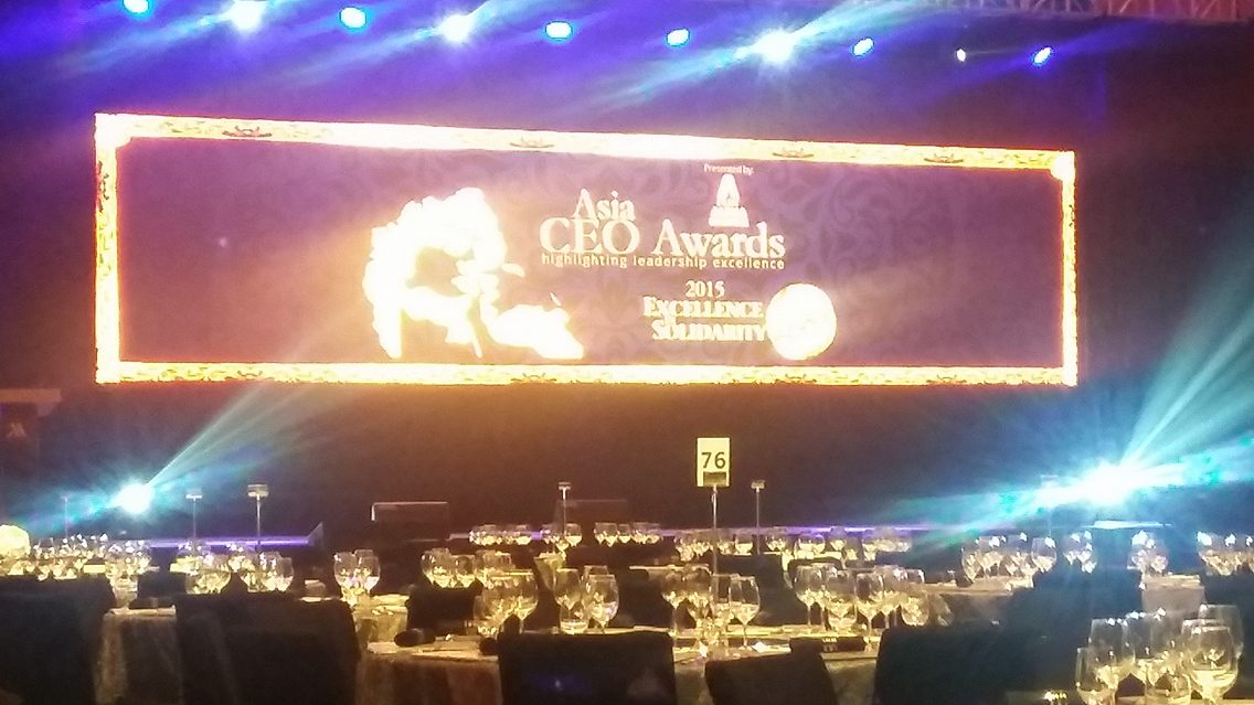 Asia CEO Awards