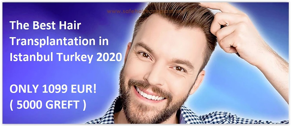 The Best Hair Transplantation in Istanbul Turkey 2020