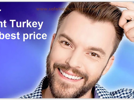 Best hair transplant Turkey with the best price
