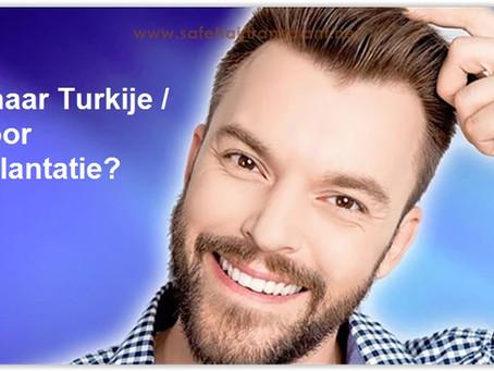 Hoe ga je naar Turkije / Istanbul voor haartransplantatie?