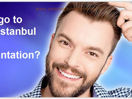 How to go to Turkey/Istanbul for hair transplantation?